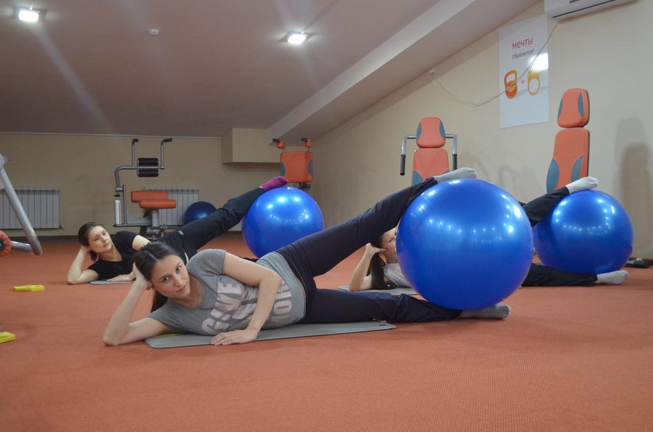 Особенности фитнеса для беременных 48