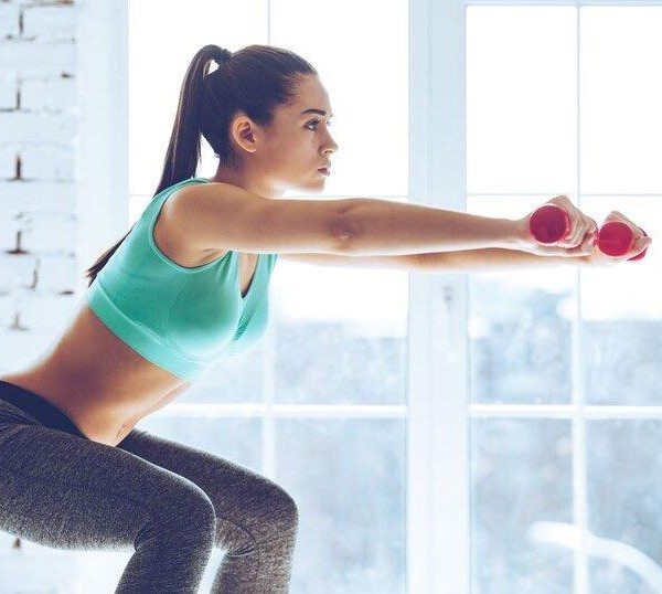 5 упражнений, чтобы подтянуть и укрепить ягодицы